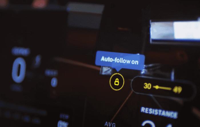 Peloton Auto-follow resistance system Bike 2020