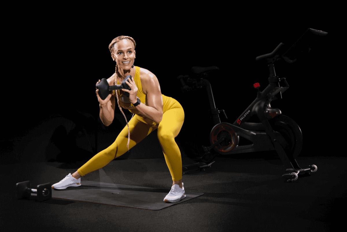 Home Fitness: Peloton introduces Bike