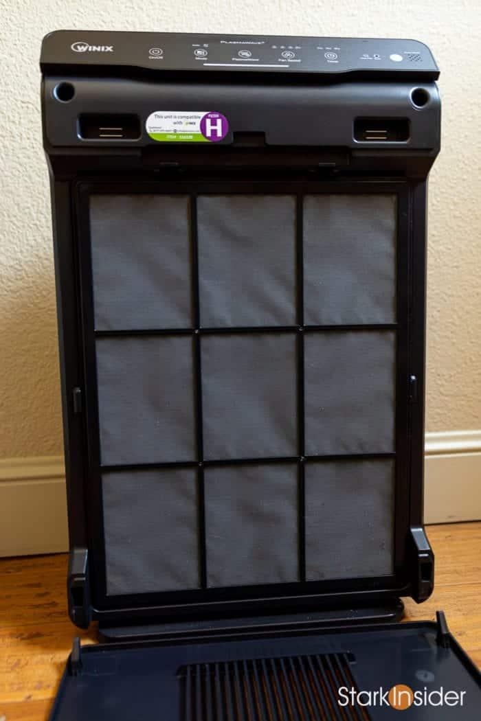 Winix 5500-2 pre-filter - Review
