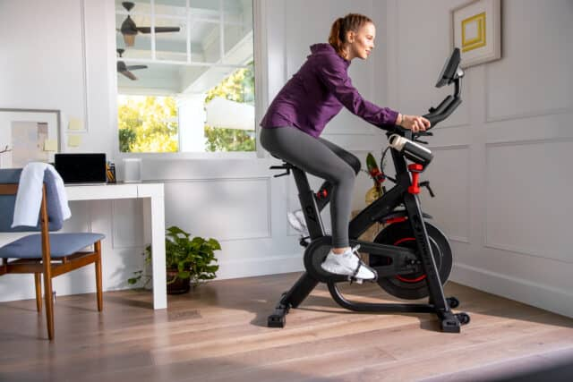 New Bowflex C7 Indoor Cycling Bike with JRNY