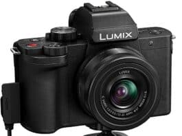 Panasonic Lumix G100 4k Camera, Mirrorless Camera, Vlogging Camera