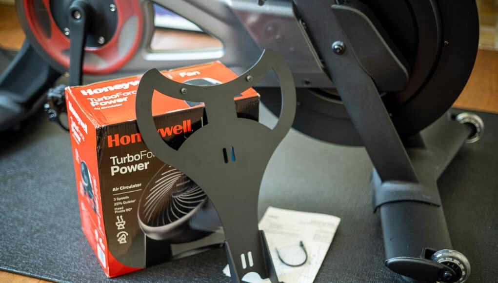 Hothead Mounts - Peloton Bike Fan Mount - First Impressions
