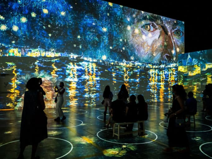 Immersive Van Gogh Exhibit San Francisco