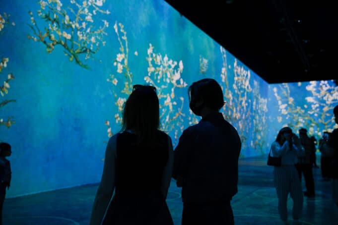 First Look: Immersive Van Gogh