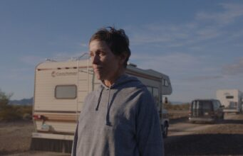 Nomadland starring Frances McDormand - Film Review