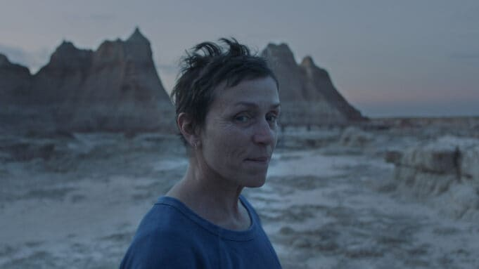 Nomadland Film Review - Directed by Chloé Zhao