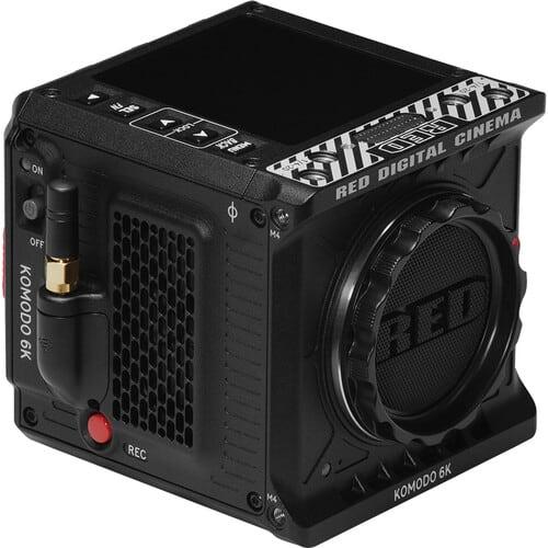 RED Digital Cinema Komodo 6K is selling well - B&H Photo