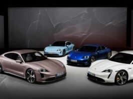 Porsche Taycan Sales Report Q1 2021
