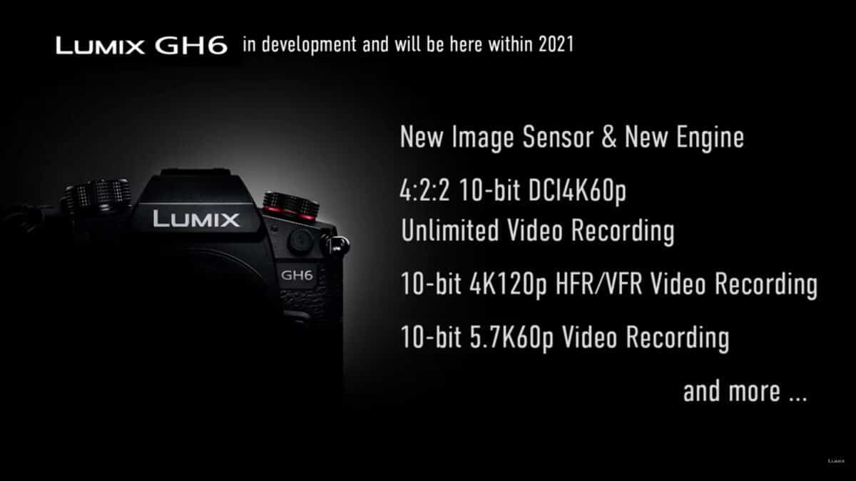 Panasonic Lumix GH6 features specs - flagship mirrorless camera