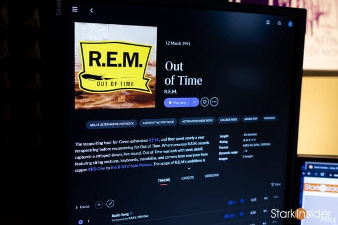 Best REM Album Ranking Listening Session