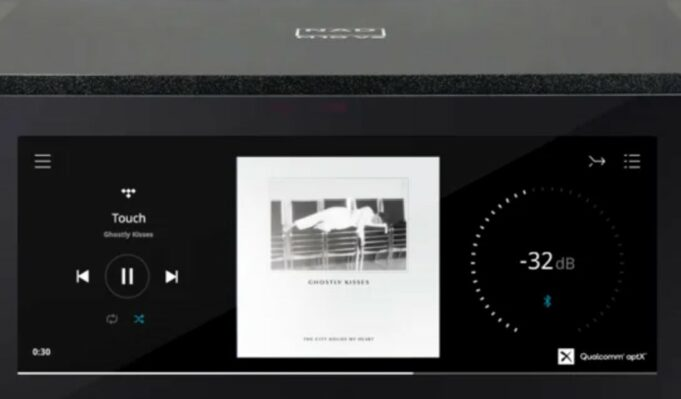 NAD Masters M10 V2 BluOS Streaming Amplifier