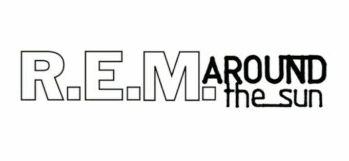 R.E.M. Around The Sun - Graphic Design and Logo