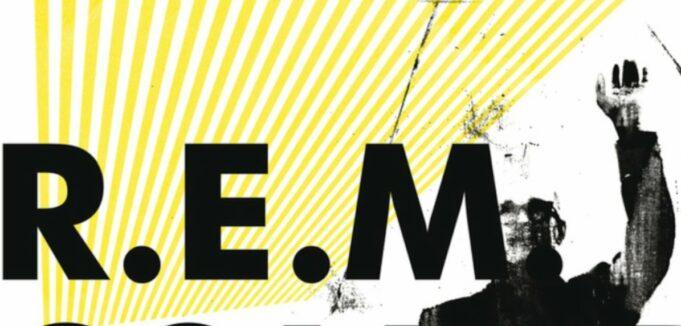 R.E.M. Collapse Into Now - Graphic Design and Logo