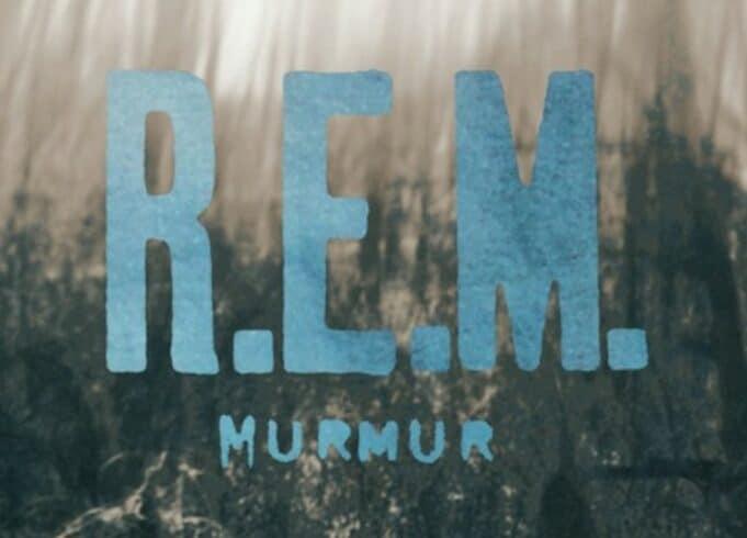 REM Murmur Graphic Design and Logo
