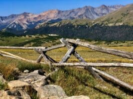 Picture perfect Rocky Mountains in Grand County.