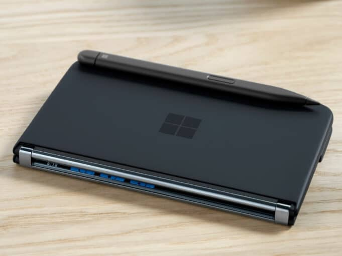 Microsoft Duo 2 is an expensive folding phone