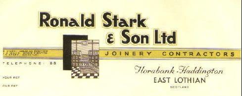 Ronald Stark & Son Ltd. - Sean Connery
