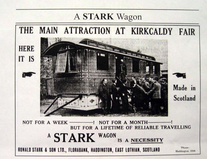 Stark Wagon - Ronald Stark and Son - 1956